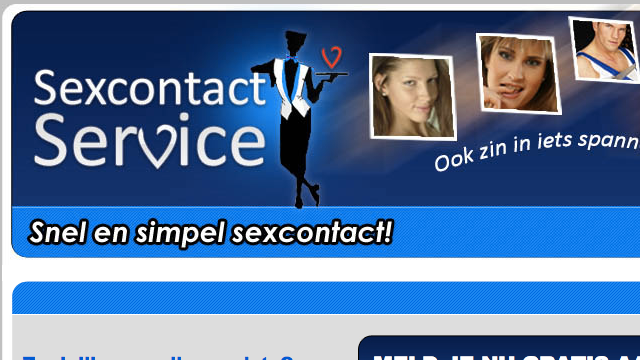 Sex Contact Service