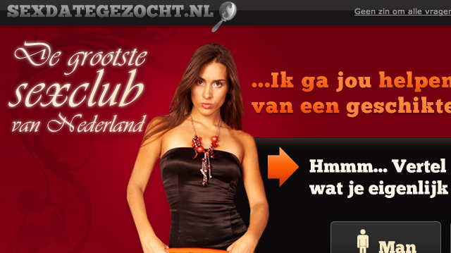 Sex Dating Gezocht